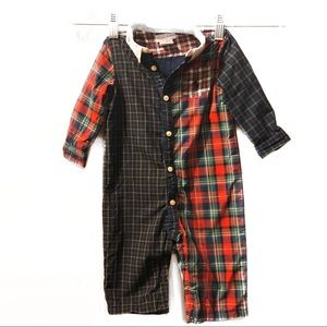 Ralph Lauren Baby Boy Outfit Size 6 Months